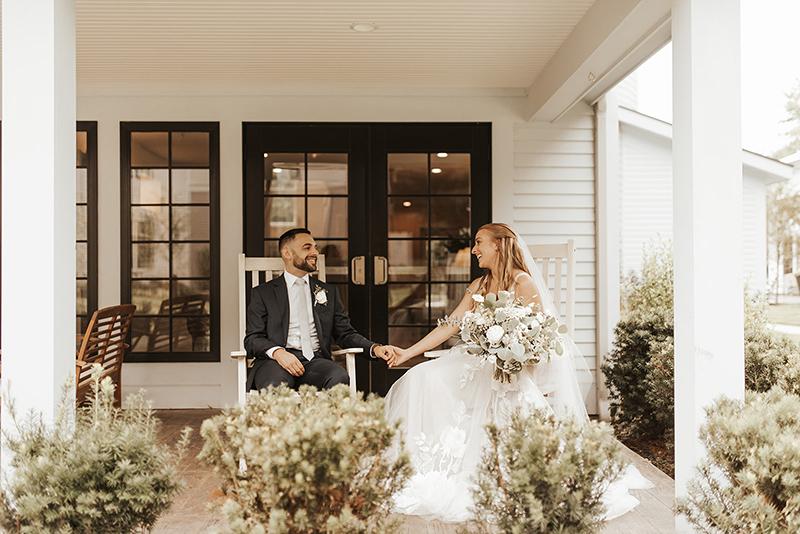 couple at inn at briar barn inn
