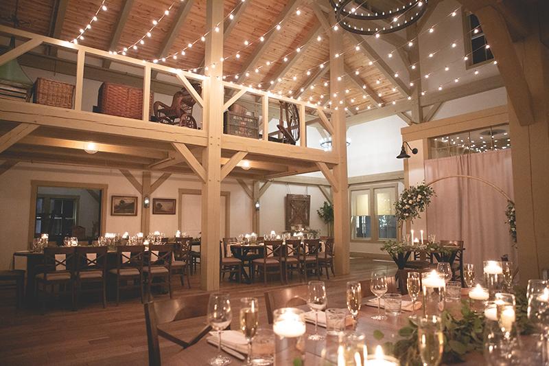4 Intimate Indoor Wedding Venues in Massachusetts